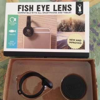 Typo Fish Eye Lens