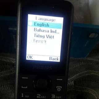 Philips Mobile Phone E103