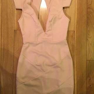 Pink Showpo Dress