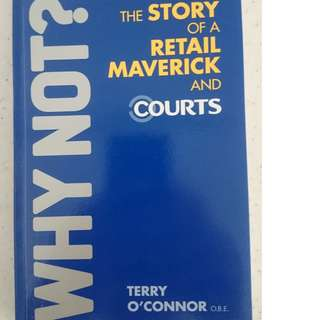 Why not? The story of a retail maverick and Courts.
