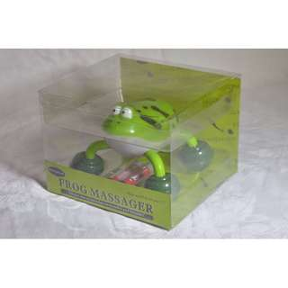 Frog Body Massager - BRAND NEW IN BOX