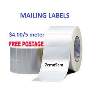 Mailing / Address Labels / Stickers