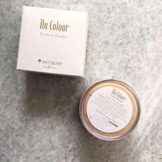 Nu Skin Nu Colour Matte Finishing Powder
