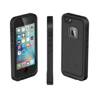 Authentic Waterproof Iphone 5 Case, FRE from Lifeproof // Casing Anti Air