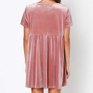 *free shipping* BNWT GLAMOROUS BABYDOLL DRESS