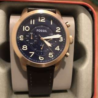 Fossil Pilot 54 Chronograph (Pre-owned)