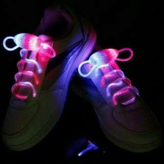 LED Multi Color Shoelaces