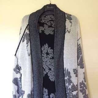 Woollen Kimono/cardigan
