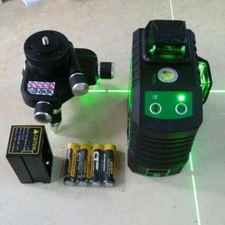 BART-3DG 8 Line Laser (8 Lines) Green