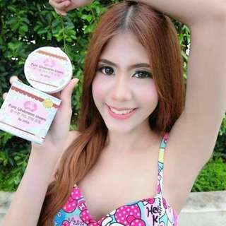 🌸🌸👍👍👍👍👍💪🏻Underarm cream that contains Vitamin B3, Vitamin C and Glutathione that protects the skin from darkening