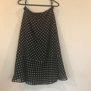 Size 8 Calf Length Skirt
