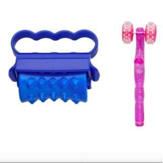 🎁 Daiso Massage Tools