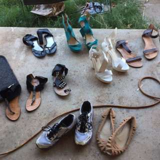 size 9 Woman's Shoes