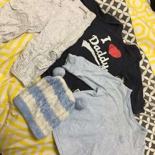 Size 00 Cotton On Boys Bulk