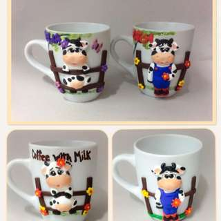 Decor Mug And Jars