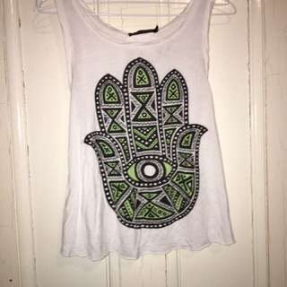 Size XS top