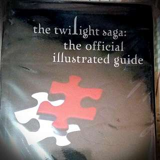 Twilight Saga The Official Guide