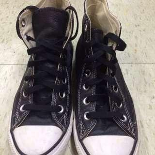 Converse Leather Hi Cut