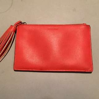 Witchery Coin Purse (Coral | Leather)
