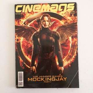 Cinemags Mockingjay Part 1