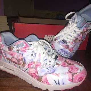 Nike Air Max 1 (floral Print)