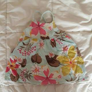Baby Dresses 12mos (SET 2PCS)
