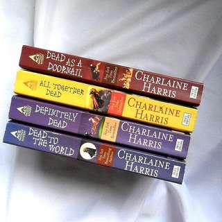 Charlaine Harris Series Books