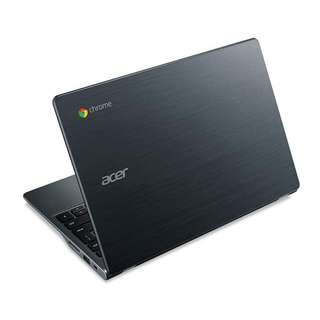 ACER CHROMEBOOK 11.6 inch boot up in 4 seconds and 9-hours battery life Laptop C740 輕巧手提電腦