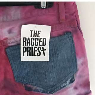 *free shipping* BNWT THE RAGGED PRIEST SHORTS