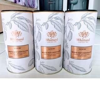 郵寄免運 Whittard英國- 焦糖布丁白巧克力