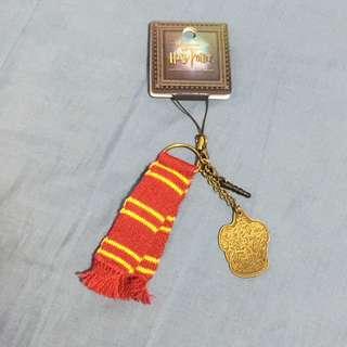 AUTHENTIC Harry Potter Gryffindor keychain