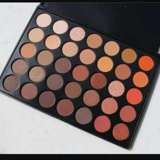 Authentic Morphe 35O Palette