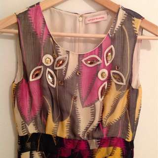 Matthew Williamson designer dress, worn once!