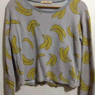 Come Back - Banana Sweatshirt