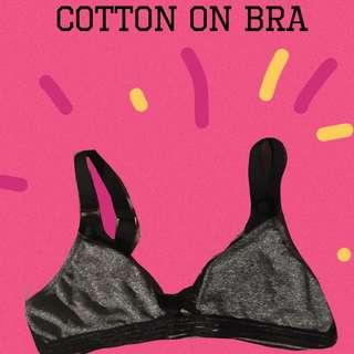 Cotton on ~ Bra