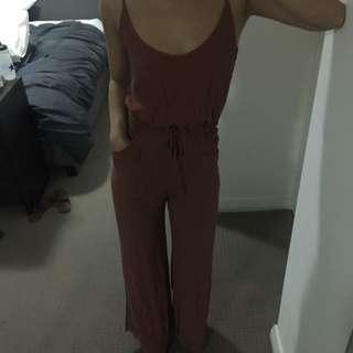 Sportsgirl Jumpsuit Size 6