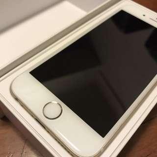 Iphone6 金色 64G