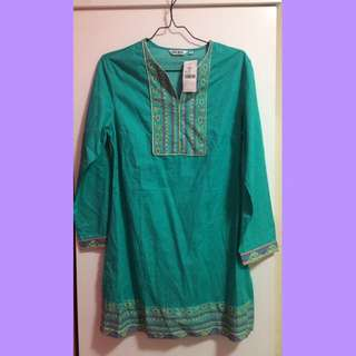 Mint Tosca Tunic