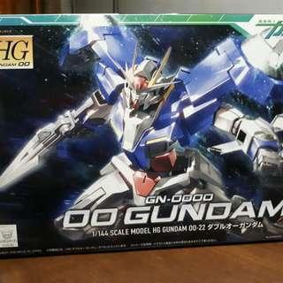 00 Gundam GN 0000 HG
