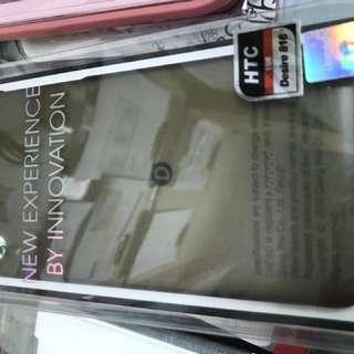 HTC 816超薄磨砂背殼黑