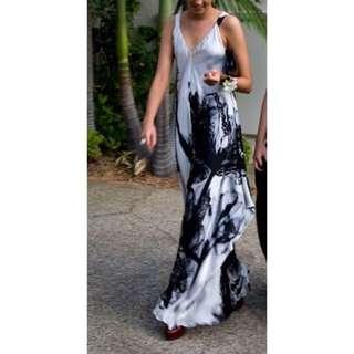 100% Silk Lisa Ho Dress