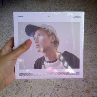sealed taemin ace white ver album