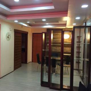 58sqm 1Bed And Bath With Parking Slot At Parkview Tower 1 Eastwood For Sale