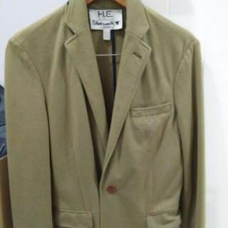 Coat/semi Jas Casual He By Mango