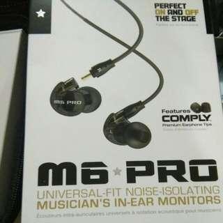 WTS: BNIB Mee Audio M6 Pro