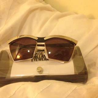 House Of Holland Eyebrows Sunglasses