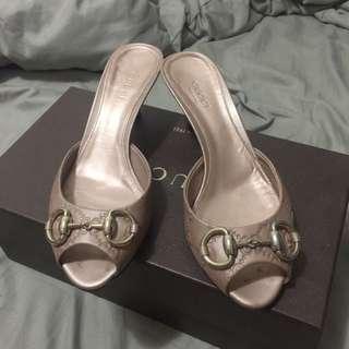GUCCI 高跟鞋 35.5