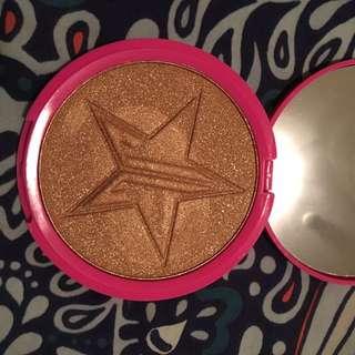 Jeffree Star Cosmetics King Tut Highlighter