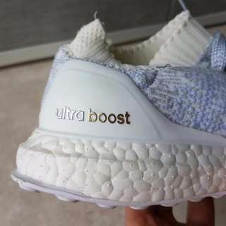 2cfac100e Adidas Uncaged Ultraboost Triple White Reps