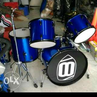 MW DRUMSET